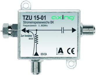 Axing TZU 15-01 Cеребряный
