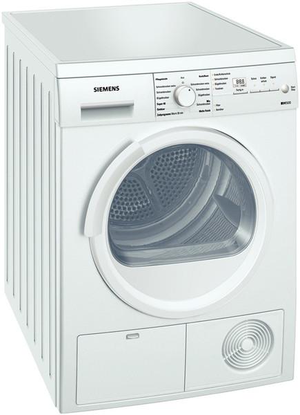 Siemens WT46E305 Отдельностоящий 7кг B Белый сушилка для белья