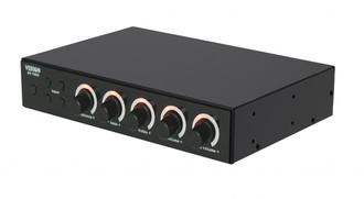 Vision AV-1600 2.0 Дома Проводная Черный усилитель звуковой частоты