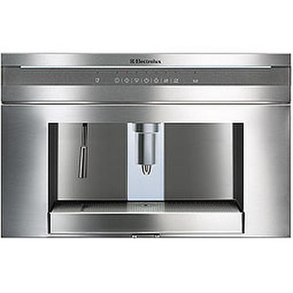 Electrolux EBA60000X Espresso machine 1чашек Нержавеющая сталь кофеварка