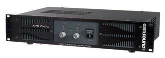 GEM XPS-2400 Черный AV ресивер