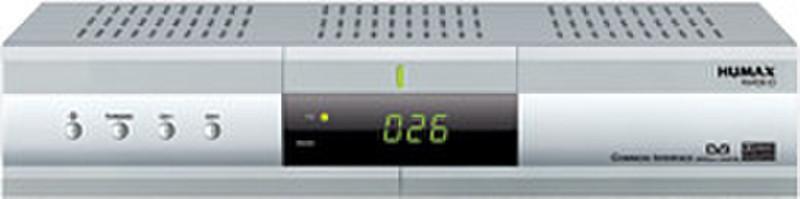 Humax F3-FOX CI Digital Satellite Receiver