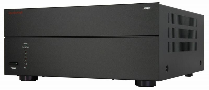 SpeakerCraft BB1235 Черный AV ресивер