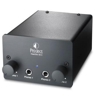 Pro-Ject Head Box SE II Черный
