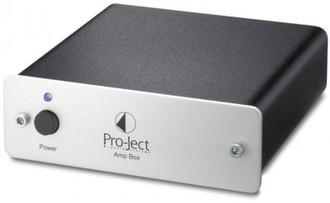 Pro-Ject Amp Box Cеребряный