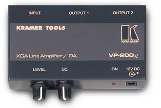 Kramer Electronics VP-200XL amplifier
