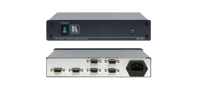 Kramer Electronics VP-5XL 1:5 VGA/UXGA Distributor