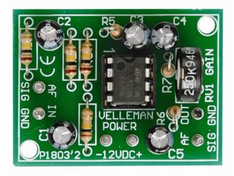 Velleman K1803 Зеленый AV ресивер