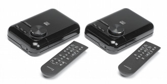 Creative Labs Xmod Wireless Черный AV ресивер