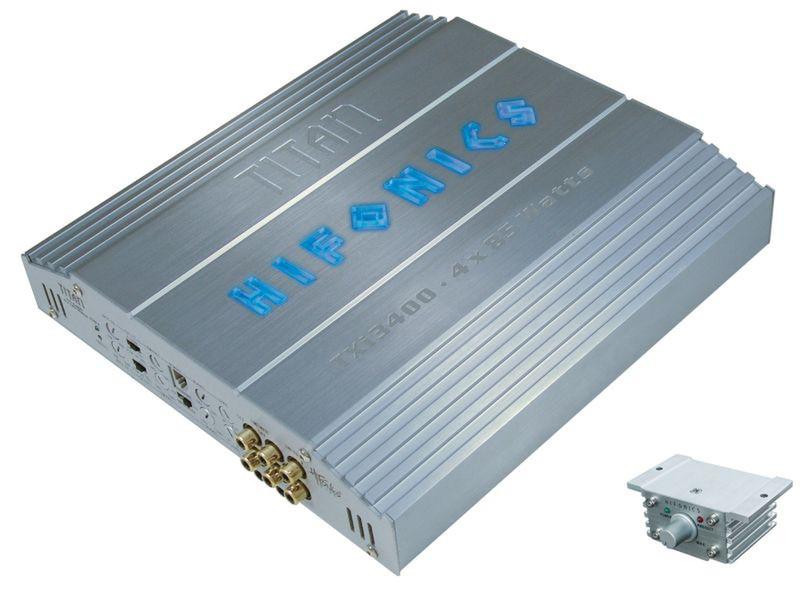 Hifonics TXi3400 2.0 Алюминиевый