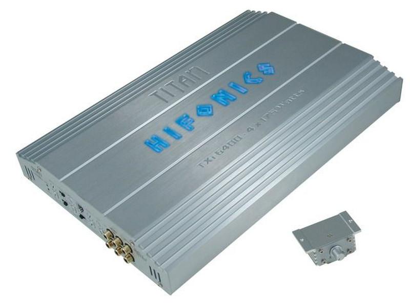 Hifonics TXi6400 4.0