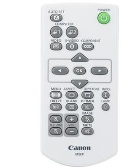 Canon LV-RC03 Белый пульт дистанционного управления