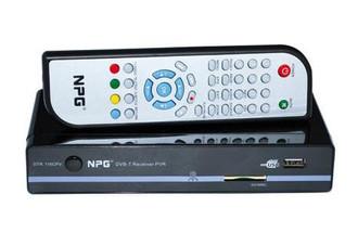 NPG DTR-116C AV ресивер