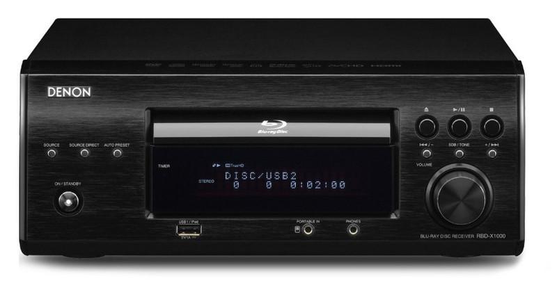 Denon RBD-X1000 AV ресивер