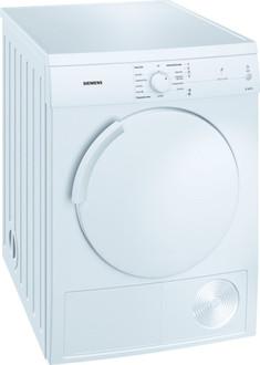 Siemens WT34V100 Отдельностоящий Фронтальная загрузка 7кг C Белый сушилка для белья