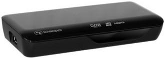 Schneider SCDVB 180 HD Черный AV ресивер