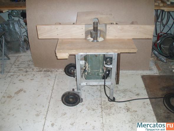 Как изготовить фрезерный станок по дереву своими