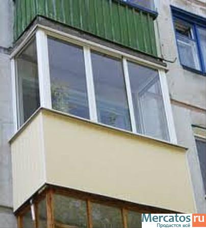 Остекленный балкон и лоджия proveda lокна пвх, купить стройм.