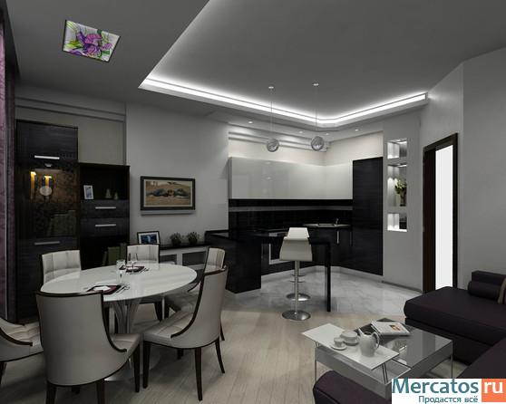 Дизайн квартир разработка