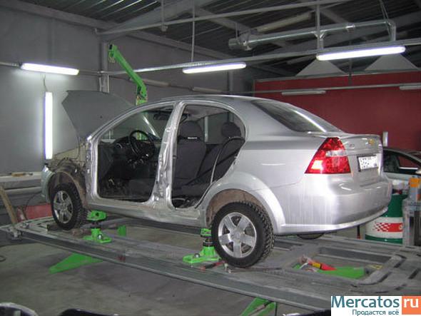 Авто ремонт своими руками шевроле