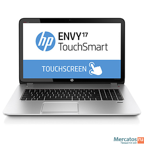ноутбуки HP ENVY TouchSmart 17t-j100 Quad Edition CTO Notebook ...