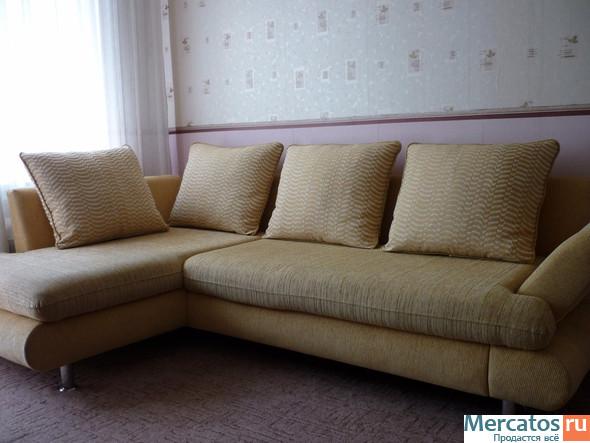 Диван кровать угловой в  Москве