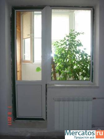 Остекление балконов алюминием, пластиковое остекление ..., к.