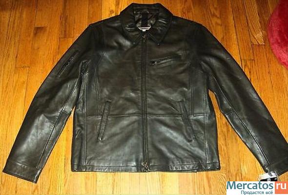 Куртка Кожаная Купить Бу