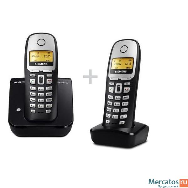Купить Gigaset A160 Duo, артикул: L36852-H1801-B101 Сравнение цен на Mercatos.net