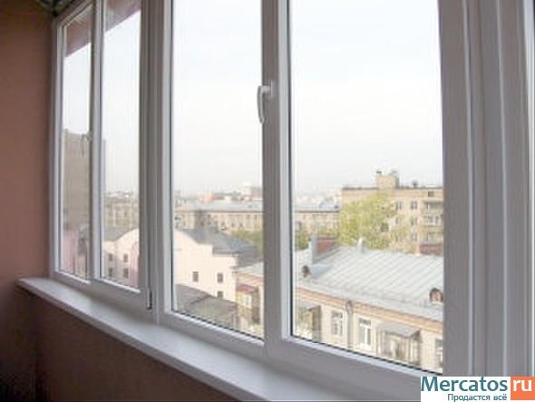 Пластиковые и алюминиевые лоджии и балконы альфа-окна / ?-ок.