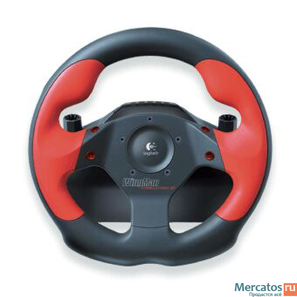 Драйвер Logitech Feedback Wheel
