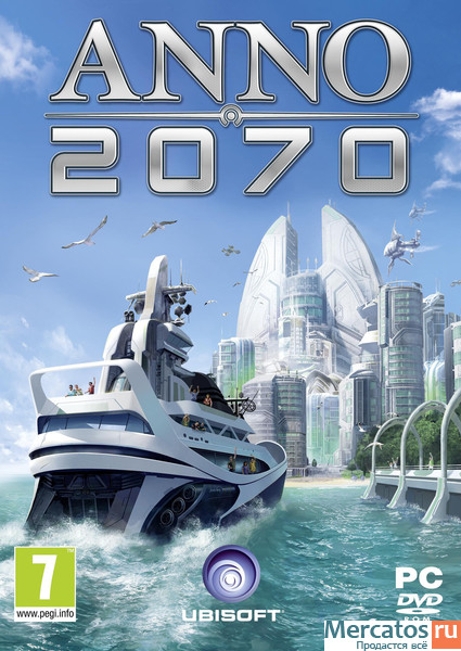 Anno 2070: Deluxe Edition (2011/RUS/PC/Repack R.G. UniGamers/Win All).