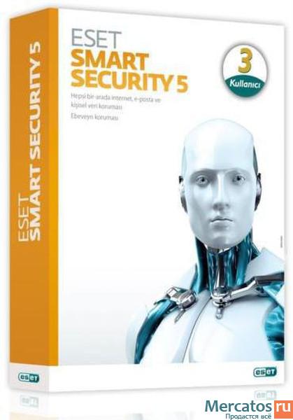Официальные русские версии 32x64 ESET Smart Security - полноценная.
