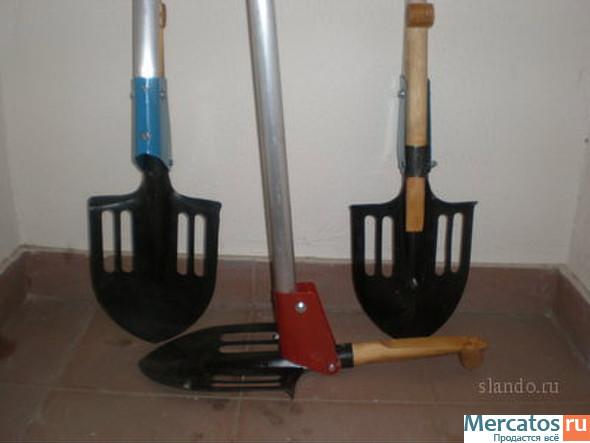 Архимедова лопата своими руками