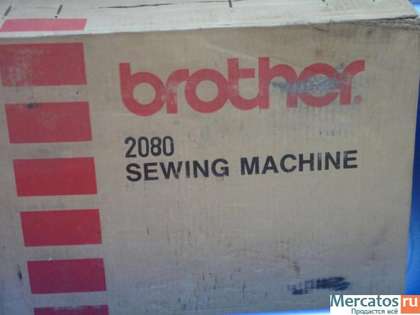 Brother 2080 Инструкция