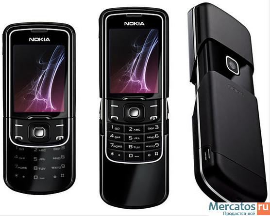 Nokia 8600 luna никогда не