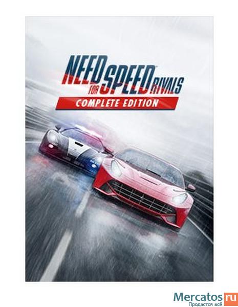 Купить Electronic Arts Need for Speed Rivals Complete Edition Xbox One, артикул: 73346 игровое ПО на Mercatos.net