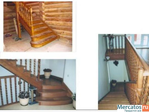 годовое изготовление лестницы из дерева всеволожск Самара, Ставропольская