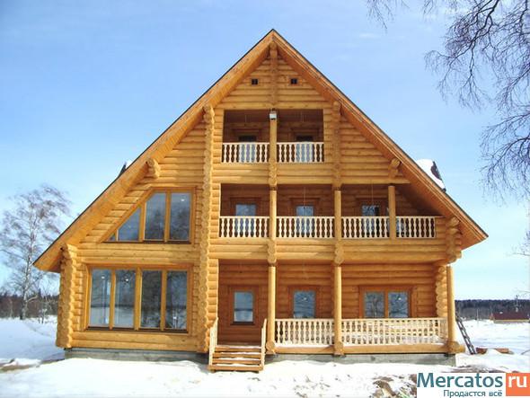 Строительство деревянных домов под ключ Ижевск.