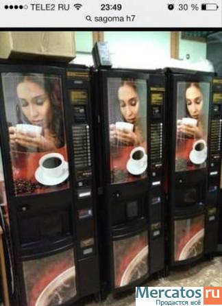 Установка кофейных автоматов спб