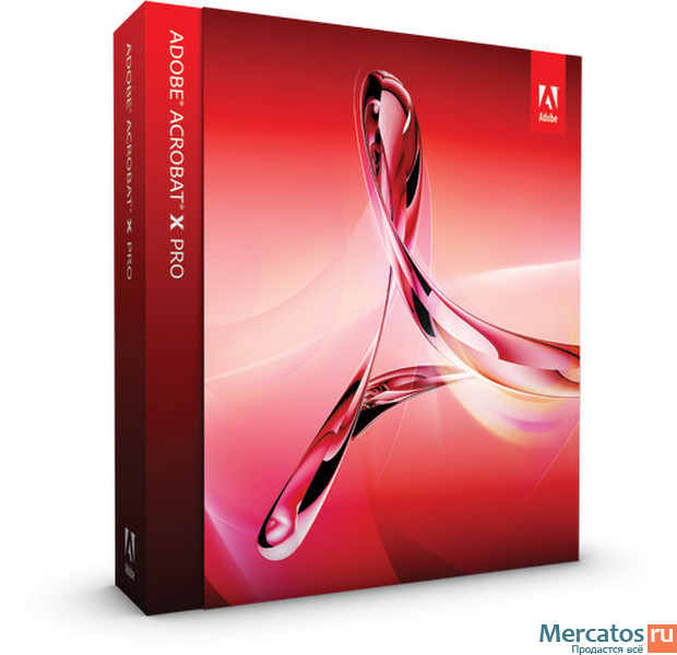 Adobe Acrobat Professional 10 Windows (65083244). ADOBE ПО Photoshop CS6 1