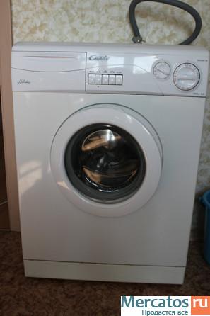 При покупке стиральной машины