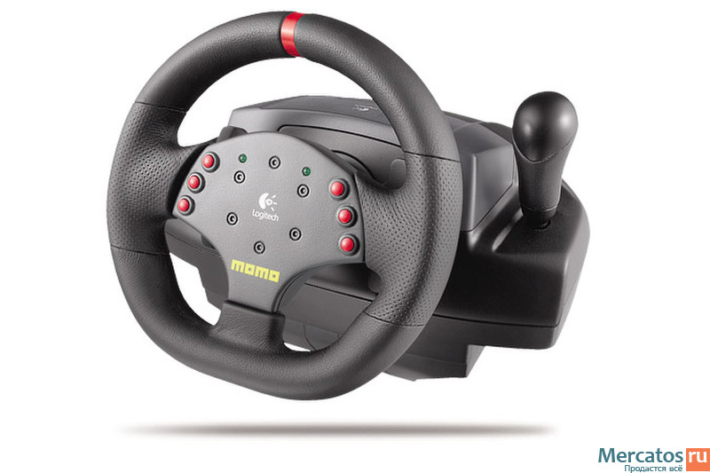 Logitech Momo Racing Force Feedback Wheel Драйвер Windows 7