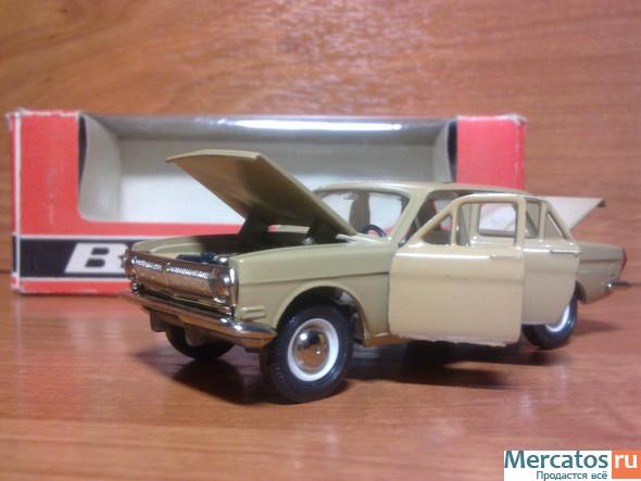Покупка и продажа автомоделей масштаба 1:43 Cоветского.