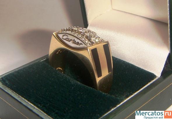 кольцо с аквамарином серебряное