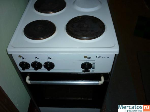 Электрическая плита Лысьва