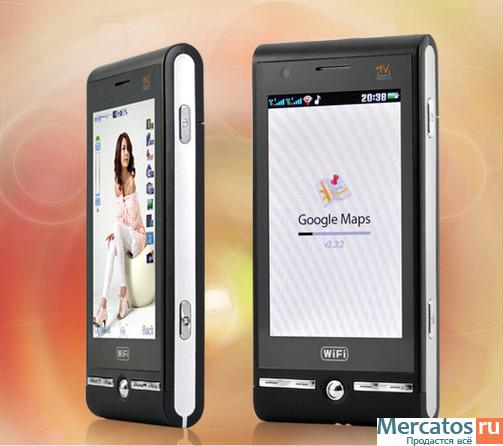 Купить в Казани дешево сенсорный телефон, продажа в магазинах Казани.