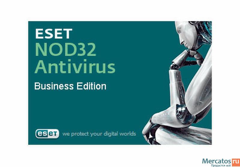 Eset nod32 antivirus business edition 4.0 437 rus final