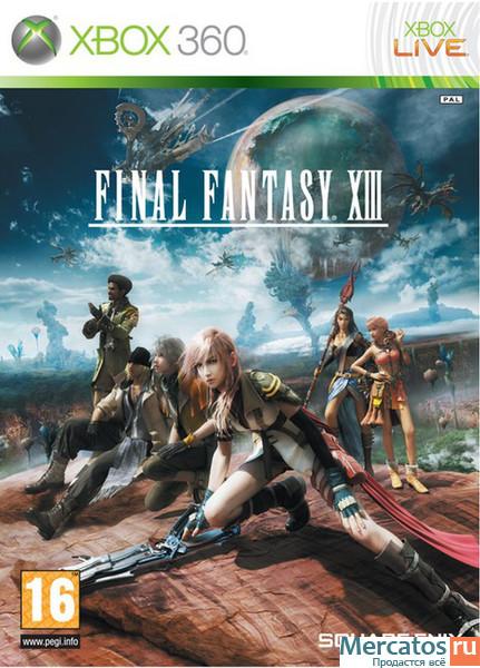 Скачать игру Final Fantasy XIII PAL RePack 2009 Eng, скачать игры, игры тор