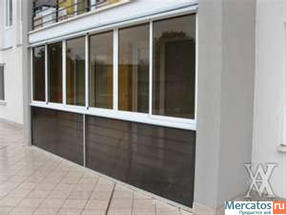 Остекленный балкон и лоджия provedal на пвх, купить строймат.